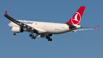 A picture of TCJDO - Airbus A330243F - Turkish Airlines - © Fabian Luehrs