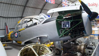 WP784 - De Havilland Canada DHC-1 Chipmunk T.10 - United Kingdom - Royal Air Force (RAF)