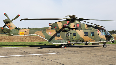 19611 - Agusta-Westland EH-101 Merlin - Portugal - Air Force