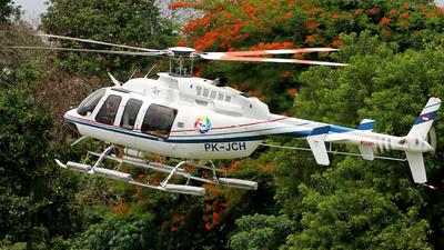 PK-JCH - Bell 407 - Purawisata Baruna
