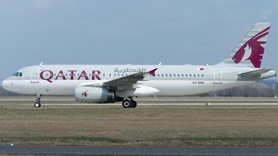 A7-AHH - Airbus A320-232 - Qatar Airways