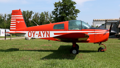 OY-AYN - Grumman American AA-1B Trainer - Private