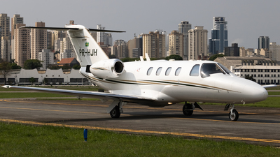 PR-HJH - Cessna 525 CitationJet 1 - Private