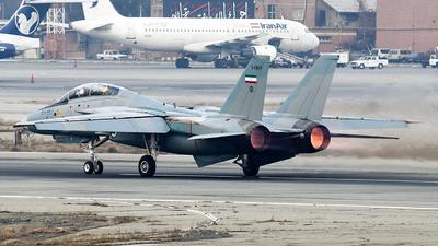 3-6069 - Grumman F-14A Tomcat - Iran - Air Force