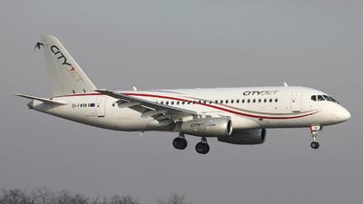 EI-FWB - Sukhoi Superjet 100-95B - CityJet