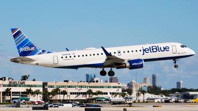 N358JB - Embraer 190-100IGW - jetBlue Airways