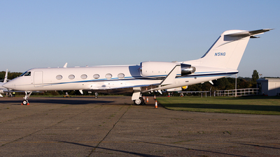 N5NG - Gulfstream G-IV(SP) - Northrop Grumman