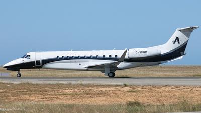 G-SUGR - Embraer ERJ-135BJ Legacy 650 - Air Charter Scotland