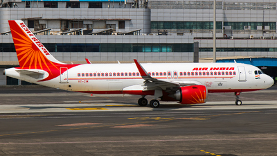 A picture of VTCIM - Airbus A320251N - Air India - © Aneesh Bapaye