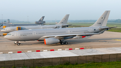 T-058 - Airbus KC-30M - Netherlands - Royal Air Force