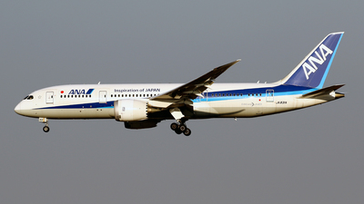 JA831A - Boeing 787-8 Dreamliner - All Nippon Airways (ANA)