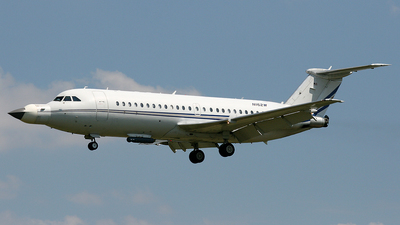 N162W - British Aircraft Corporation BAC 1-11 Series 401AK - Northrop Grumman