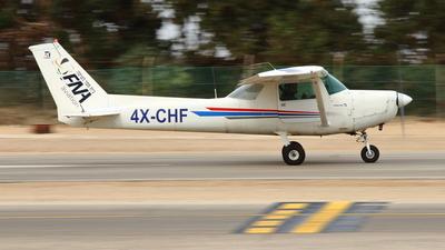 4X-CHF - Cessna 152 II - FN Aviation