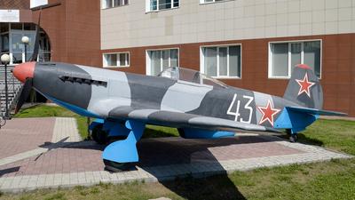 43 - Yakovlev Yak-9P - Soviet Union - Air Force