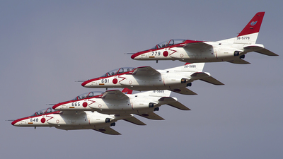 96-5779 - Kawasaki T-4 - Japan - Air Self Defence Force (JASDF)