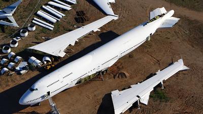 N3439F - Boeing 747-329(M) - Untitled