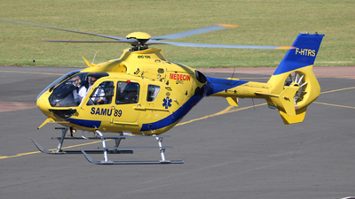 A picture of FHTRS - Eurocopter EC135 P2+ - [0125] - © Romain Roux