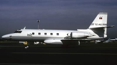 TC-IHS - Lockheed L-1329 JetStar II - Private