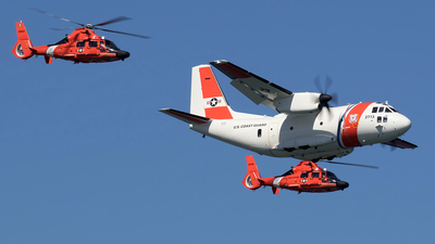 2713 - Alenia C-27J Spartan - United States - US Coast Guard (USCG)