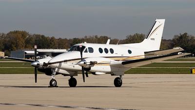 N73PH - Beechcraft C90 King Air - Private