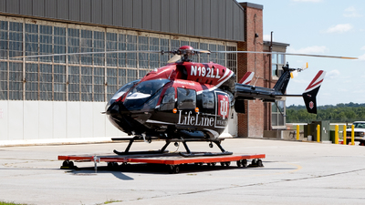N192LL - Eurocopter EC 145 - Indiana University Health - Life Line