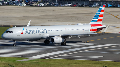 A picture of N907AA - Airbus A321231 - American Airlines - © Juan Carlos Aponte