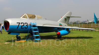 723 - Shenyang J-5 - Bangladesh - Air Force