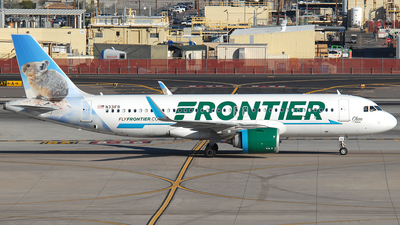 N331FR - Airbus A320-251N - Frontier Airlines