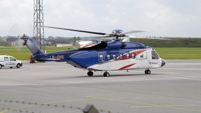 LN-ONS - Sikorsky S-92A Helibus - Bristow Norway