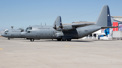 998 - Lockheed C-130B Hercules - Chile - Air Force