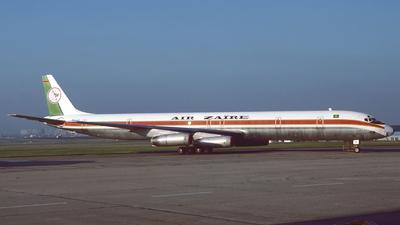 9Q-CLH - Douglas DC-8-63(F) - Air Zaire