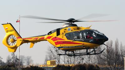SP-HXN - Eurocopter EC 135P2+ - Lotnicze Pogotowie Ratunkowe