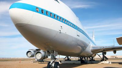 N911NA - Boeing 747SR-46 - United States - National Aeronautics and Space Administration (NASA)