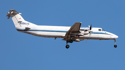 N1568G - Beechcraft 1900C - Ameriflight