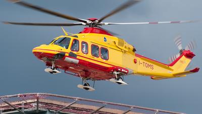 I-TOMS - Agusta-Westland AW-139 - Babcock Italia
