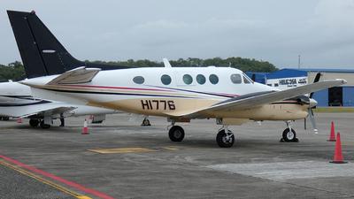 HI776 - Beechcraft C90 King Air - Private