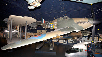 L1592 - Hawker Hurricane Mk.I - United Kingdom - Royal Air Force (RAF)