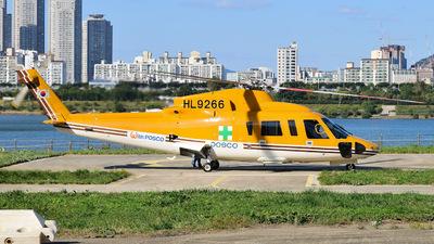 HL9266 - Sikorsky S-76C - Posco