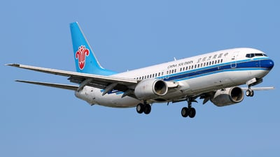 B-5310 - Boeing 737-81B - China Southern Airlines