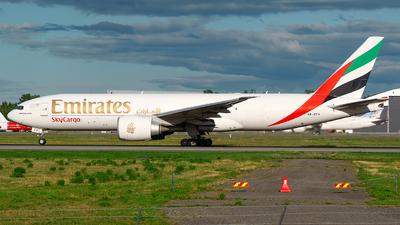 A6-EFH - Boeing 777-F1H - Emirates SkyCargo
