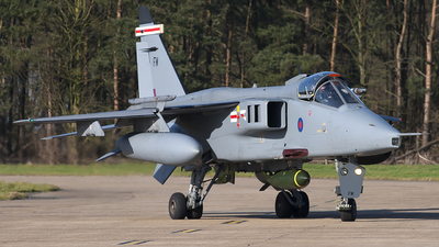 XZ104 - Sepecat Jaguar GR.3A - United Kingdom - Royal Air Force (RAF)