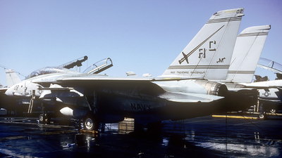 162696 - Grumman F-14A Tomcat - United States - US Navy (USN)