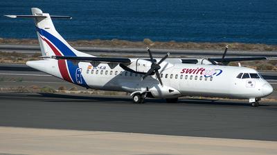EC-KJA - ATR 72-202(F) - Swiftair