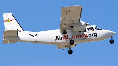 G-BLNI - Britten-Norman BN-2B-26 Islander - Air Alderney