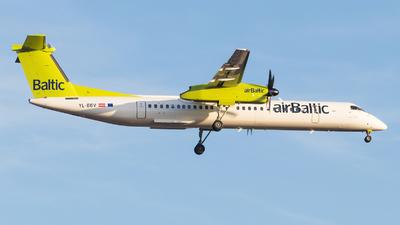 A picture of YLBBV - De Havilland Canada Dash 8400 - Air Baltic - © Oleksandr Smerychansky