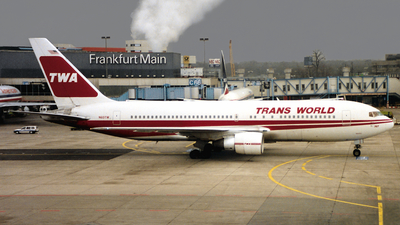 N601TW - Boeing 767-231 - Trans World Airlines (TWA)