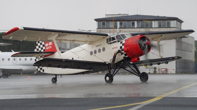 OK-HFL - PZL-Mielec An-2R - Heritage of Flying Legends