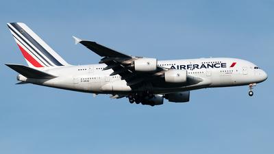 F-HPJG - Airbus A380-861 - Air France