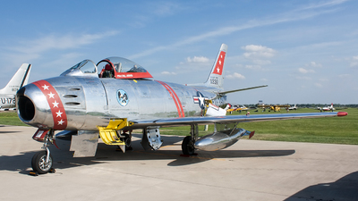 N50CJ - Canadair CL-13B-6 Sabre - Private
