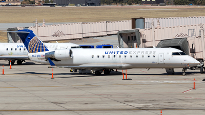 N693BR - Bombardier CRJ-200LR - United Express (SkyWest Airlines)